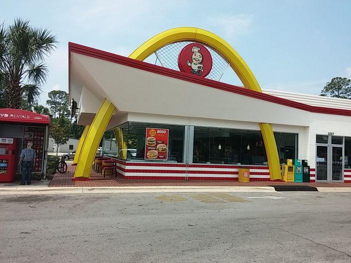McDonald's Retro