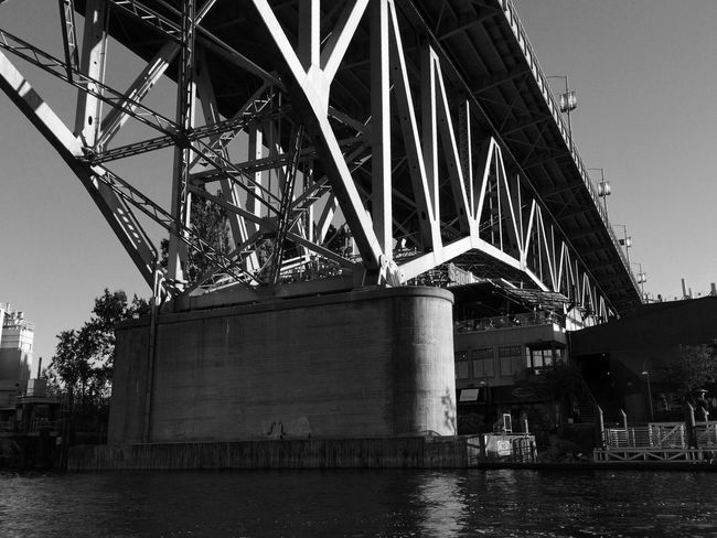 Architecture Architecture_bw Blackandwhite Bridge Monochrome
