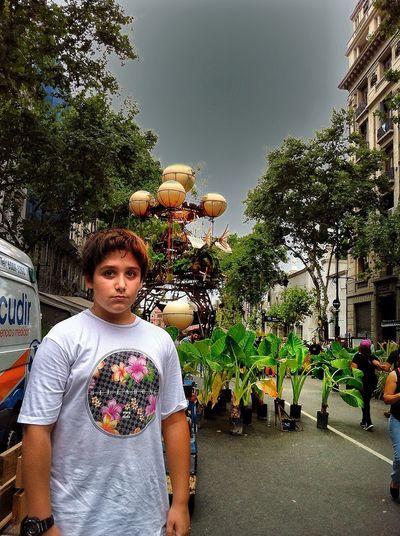 Juan frente a la Aerofloral II Aerofloral GCBA