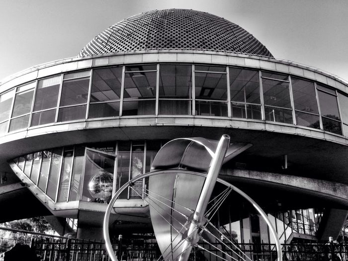EyeEm Bnw Black And White Streetphotography Architecture_bw Planetario, Buenos Aires