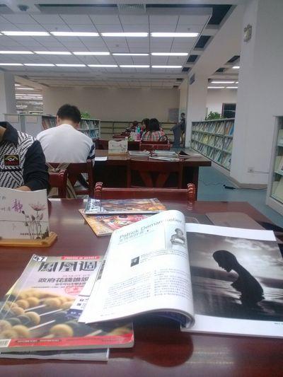好不容易来一趟图书馆 Learning