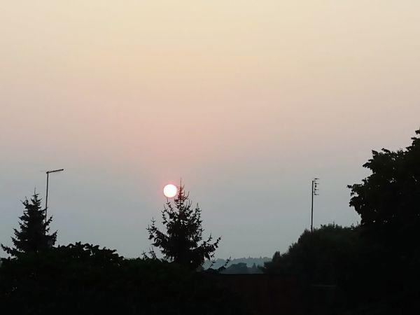 5am, Morning Sky My Place