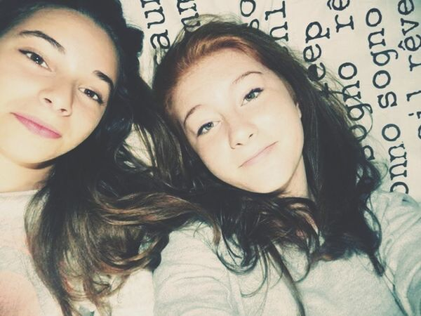 me and my girl. BFF ❤ Love ♥ Best Time