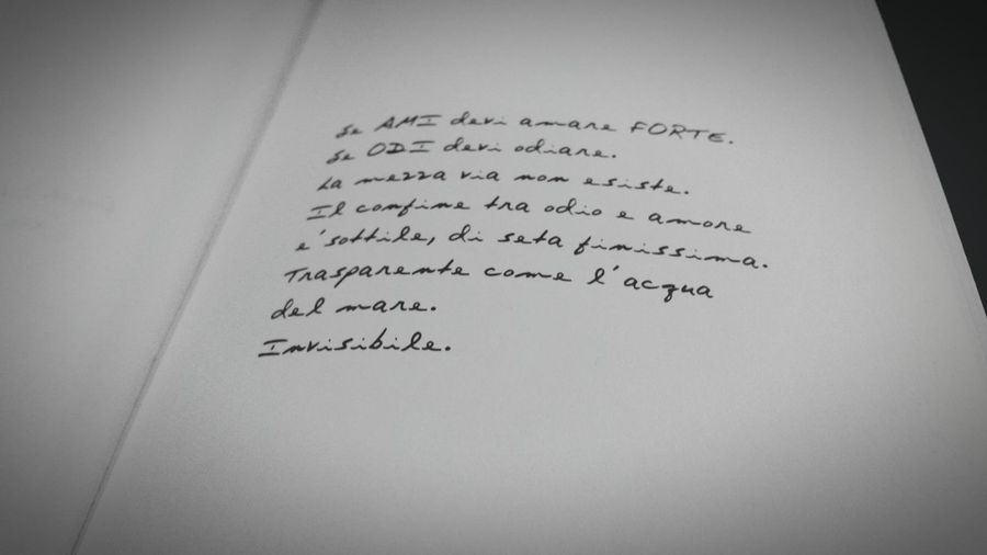 Biagio Antonacci Citazione Libro Poesia