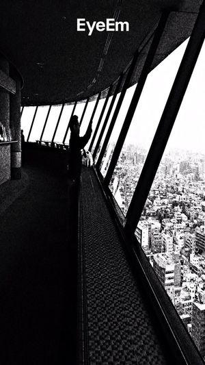 東京 Tokyo,Japan STRANGE ASPECTS Black And White