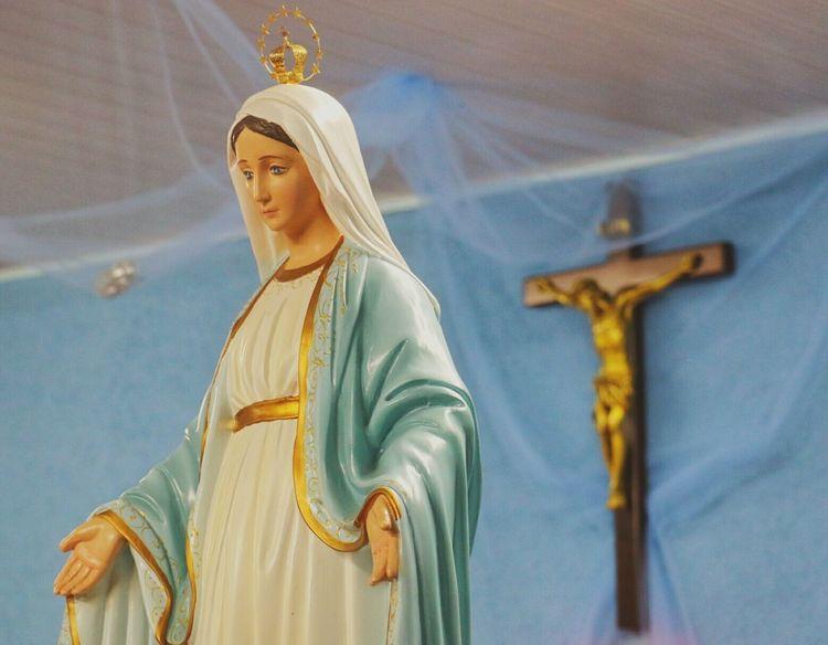 Nossa Senhora Das Graças Our Lady Of The Graces Catolico Maria Igreja Fé Deus Cruz Rezar Oracao Catholic Mary Church Faith God Cross Pray Prayer Katolische Jungfrau Kirsche Gott Kreuz  Jesus Beten