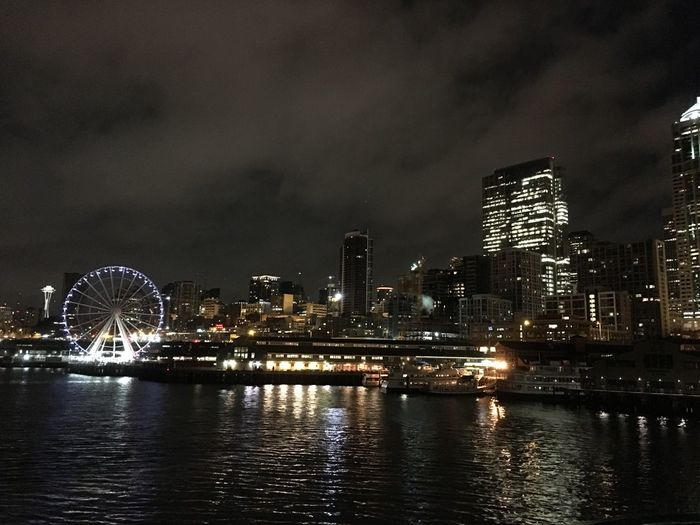 Seattle at