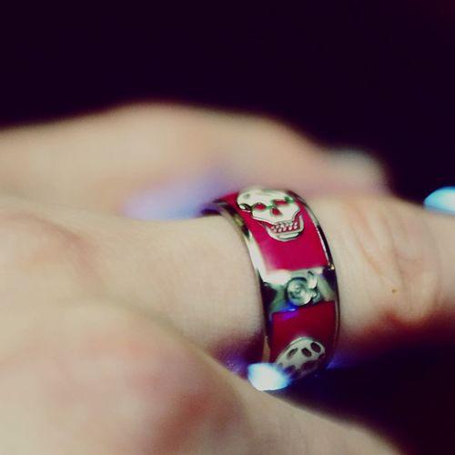 EyeEm Selects Human Hand Females Fashion Close-up Skull Human Skull Ring