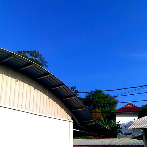 Square. Architecture Built Structure Building Exterior Outdoors No People Sky Roof Blue Day Industry Clear Sky Tree Zenfonecam Asuszenfone AsusPixelMaster Zenfone Photography Zenfonephotography Zenfonegraphy Zenfoneglobal Asuszenfonemaxphotography Zenfonemax Zenfonemalaysia EyeEm Malaysia Asus