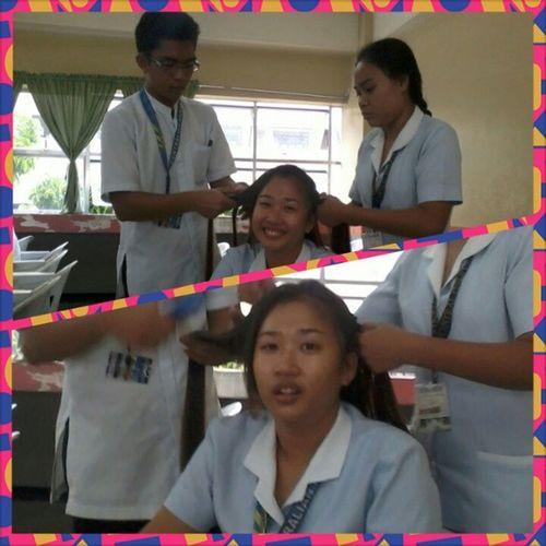 @daxtress690's hair dressers.. Jovi RenLi Braid