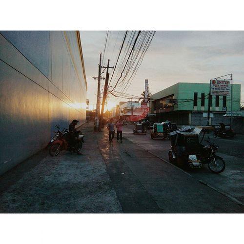 Sunset Kabankalan 043015