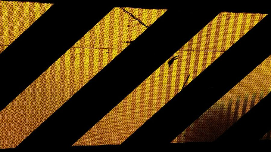 Urban Geometry Contruction Zone City Streets