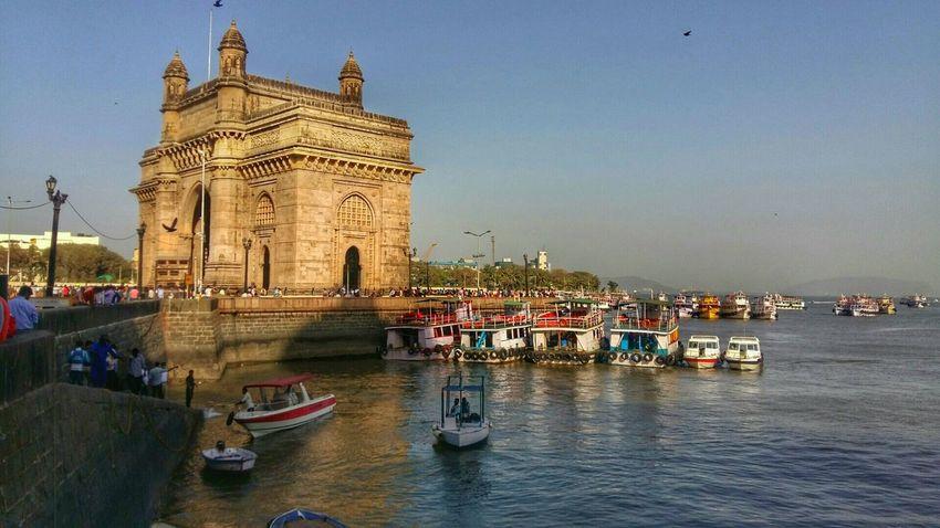 Gateway Of India Historical Monuments Incridible India EyeEm Best Shots EyeEmBestPics EyeEm Gallery Mumbai India . The Great Outdoor With Adobe The Architect - 2017 EyeEm Awards