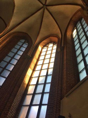 Inside Church Architecture Riga Baltics2k16