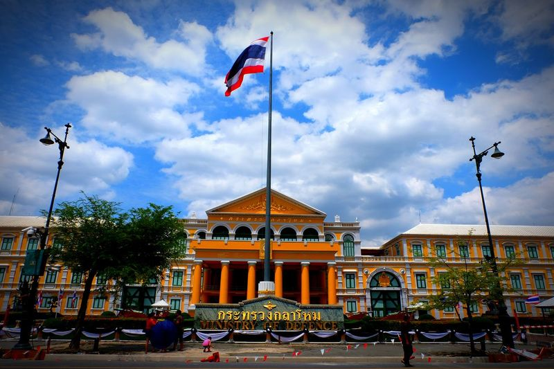 Politics And Government Architecture Cloud - Sky Travel Destinations Patriotism Outdoors Building Exterior Cityscape Outdoor Photography Travel Architecture