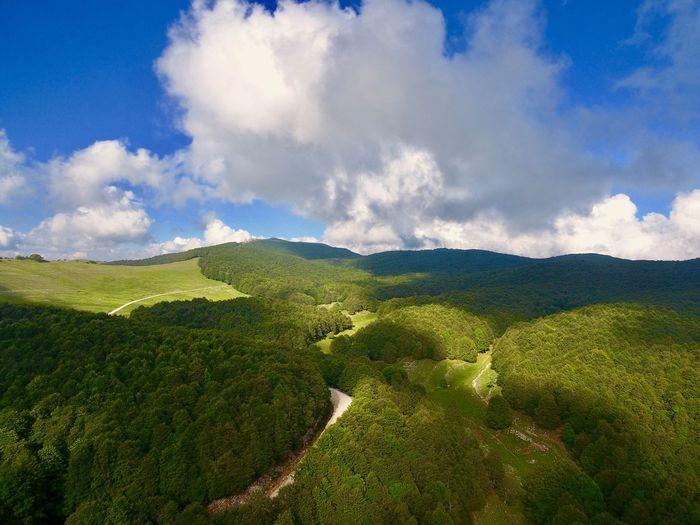 Italy Mountain