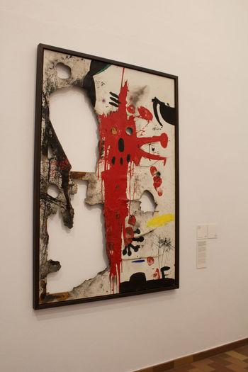 Barcelona Miró  Art Arte Moderna Exposition Exposition Photos Fundacion Miro Museum