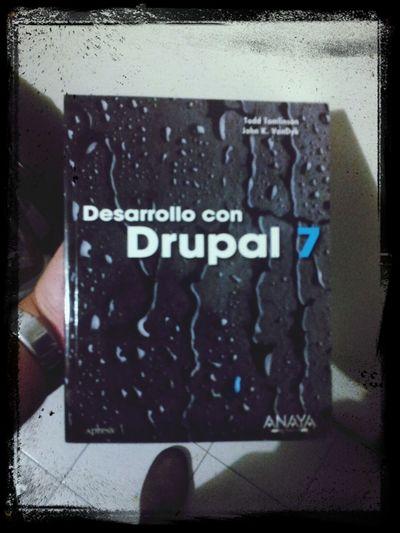 Nueva adquisición :) Drupal Php Developer