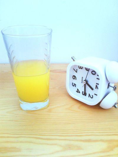 Orange Juice  AlarmClock Tiktok
