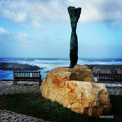 Coru ña Art Sea