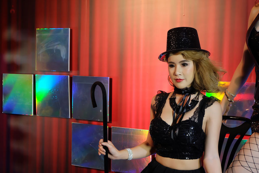 model girls big pro day's 2016 bangkok Thailand Big Pro Day's Boardway Editorial  Editorial Photography Girl Model Model Girl Performance Present Pretty Pretty Girl Show