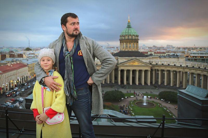 Saint Petersburg Saintpetersburg Rooftop казанскийсобор
