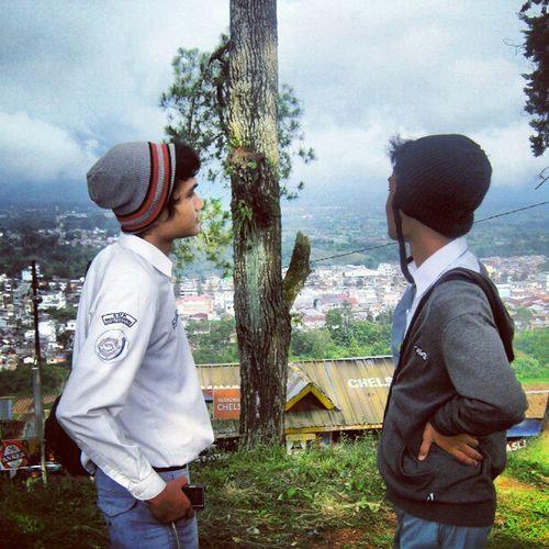 Model Gunung @riskyzhuanda - @rozy_CHIN Instagram Instanusantara Instanation Medan indonesia gundaling