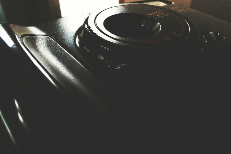 Close-up No People Indoors  Day Old Memories :) Old Camera Memories ❤ EyeEm Best Edits EyeEmBestPics Awesome_captures First Eyeem Photo Technology Indoors  Black Color Silhouette Shadow Miss Old Times AWESOME!!