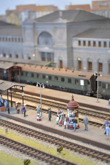 Automobilmuseum Amerang Modell Eisenbahn Railroad