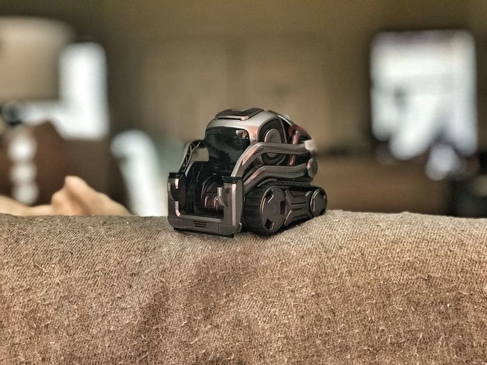 Sleeping mood😴 Toy Indoors  Focus On Foreground Close-up Toy Car No People Day Cozmo Artificial Intelligence Robot Ai AI Now