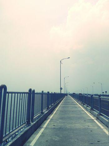Suramadu Bridge in Maduraisland and this is the longest Bridge in INDONESIA and also Asean