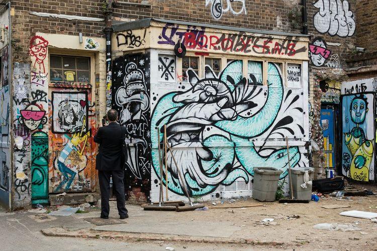 That could have been me Streetphotography Street Art Graffiti Wallart Graffiti Art London Brick Lane