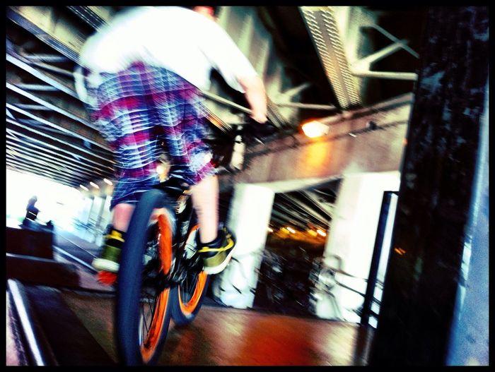 Freestyle Biking
