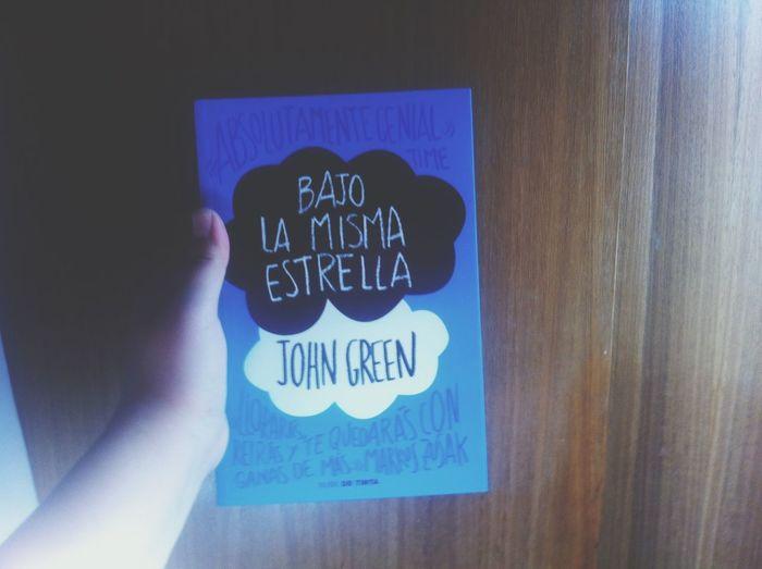 Books Johngreen Thefaultinourstars