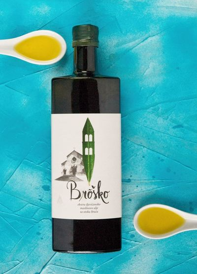 Olive oil from