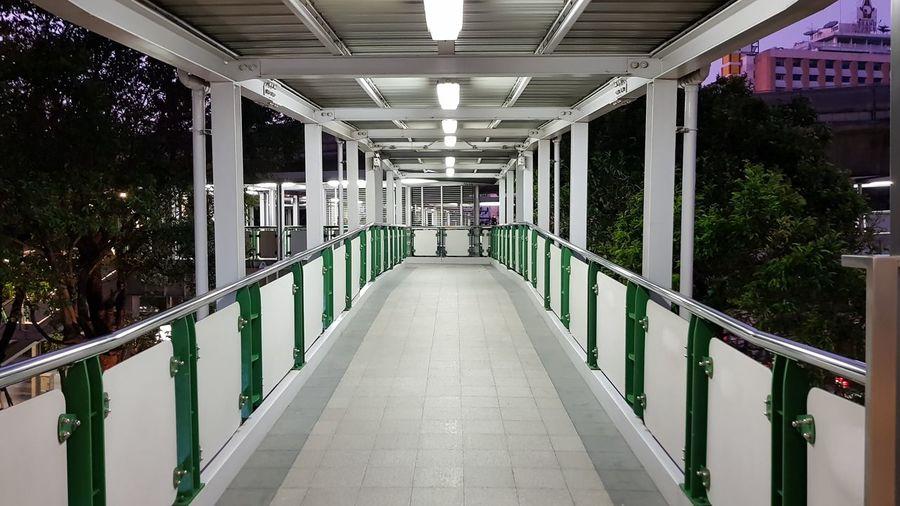 Bts station.