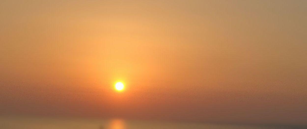 Sunset Sun Orange Color Beauty In Nature Vibrant Color Nature Romantic Sky Seaside Summertime Camping Life Summer Memories... Isola Delle Correnti Sicily