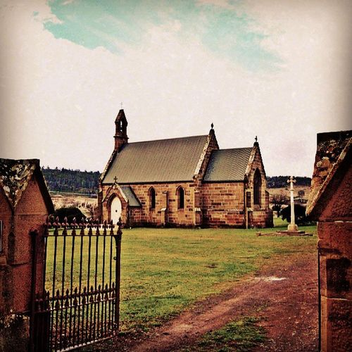 Oatlands Tasmania Church