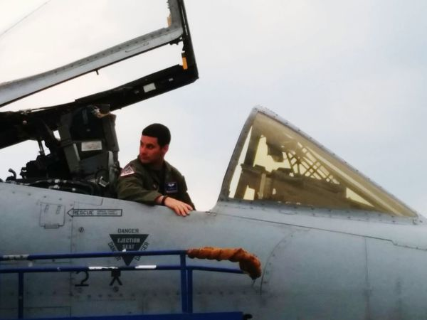 Airshow Plane Bucharest Romania Pilot Airforce AirPlane ✈ Skyhunter Military Airforces