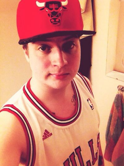 Chicago Bulls Swag Street Fashion Relaxing