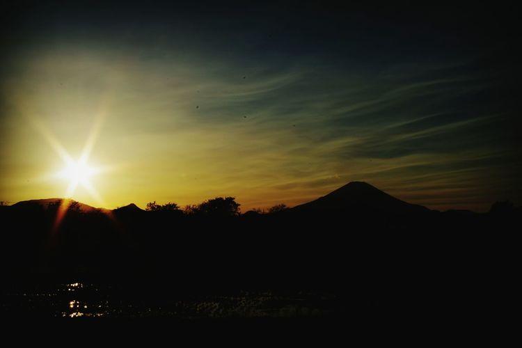 Fuji closest to