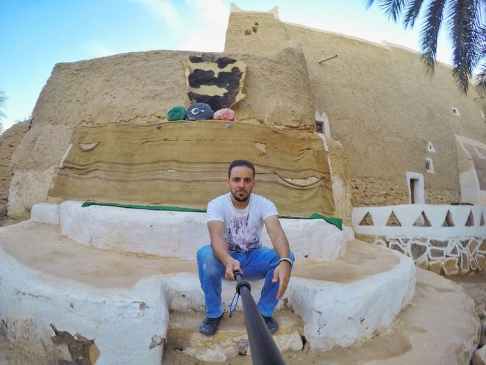 Libya This Is Libya <3<3  Ghadames Tojada_cafe Libyan Flag GoPro Hero 4 Snapseed Archaeological HeritageVillage Hello World Traditional Heritage Cowhide