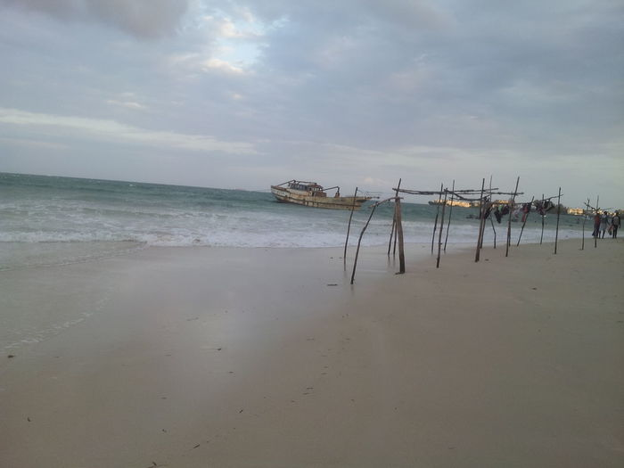 Pirates Beach Beach Ocean Sand Sea Shore Tranquil Scene Vacations Water