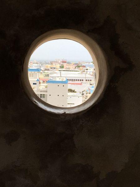 Window Circular Window Observing Colors Architecture Eye4photography  EyeEm Best Shots EyeEm Gallery Old San Juan City IPhoneography