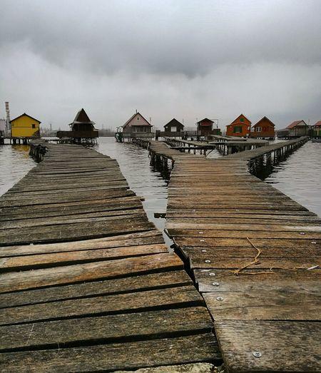 Bokodi-Lake