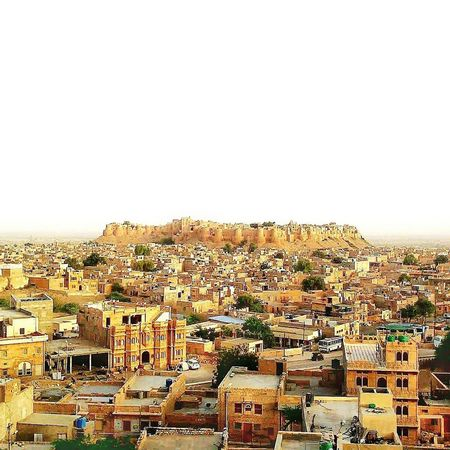 Jaisalmer. India Building Exterior Travel Travel Destinations City Cityscape Outdoors Instapic Vacations TheWeekOnEyeEM Instaphoto Instagood Photooftheday Beautiful Travel City Yellow India Photo Of The Day Tourist Tourism Jaisalmer Skyline Scenics Sight EyeEmBestPics Neighborhood Map