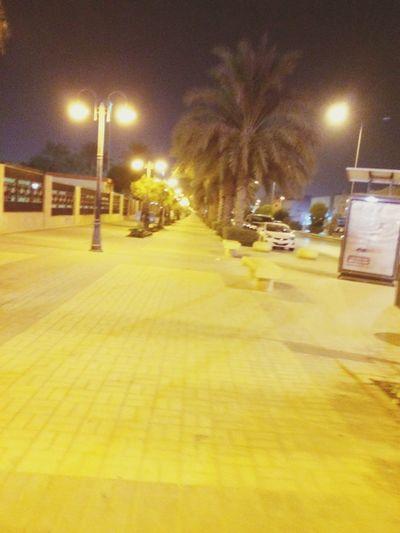 Running at night Sport