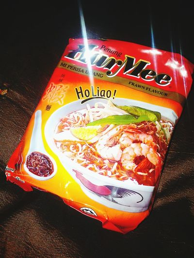 Hungry! lets cook ! Penang Food Instantnoodle
