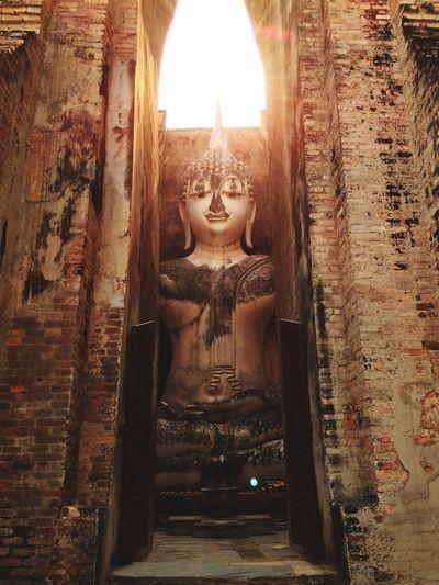 Tample Sun Light Statue Religion Sculpture Human Representation Spirituality No People Travel Destinations Architecture Day