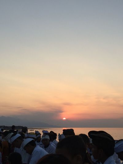 Sunset balinese